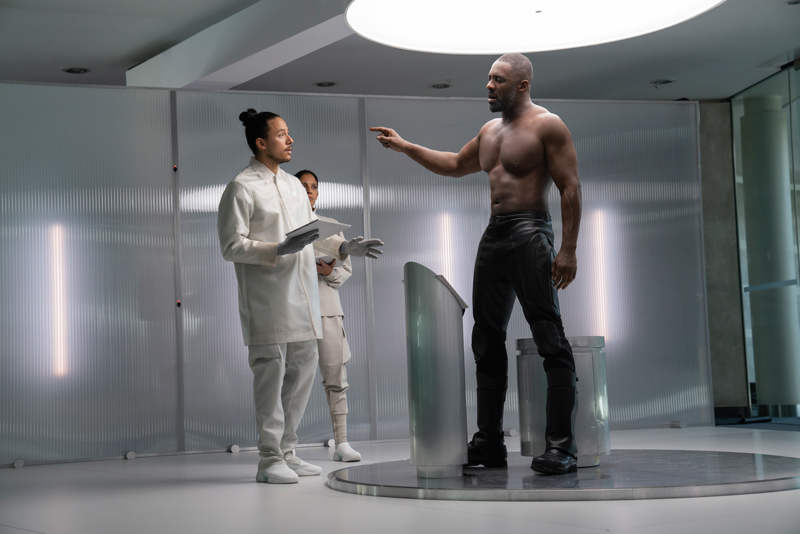 Fast and Furious Hobbs and Shaw mit Idris Elba