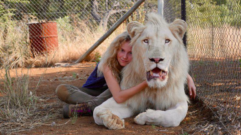 Mia und der weiße Löwe Kritik
