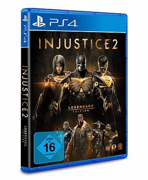 Injustice 2 PS4 Xbox One PC