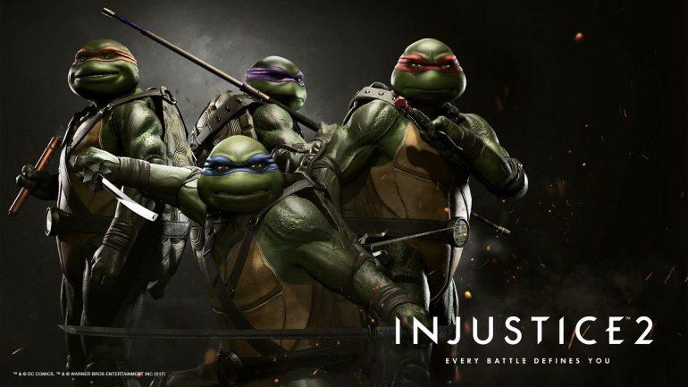 Injustice 2 Turnier