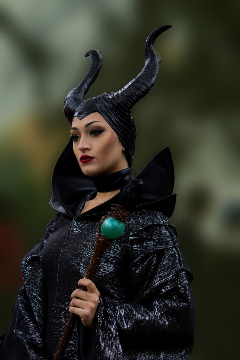 Maleficent Halloween Kostüm 2019