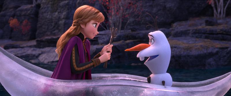 Die Eiskönigin 2 Anna Olaf Kritik
