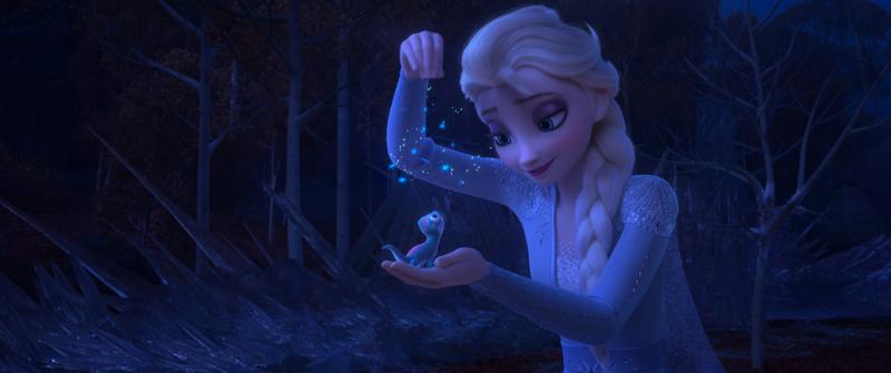 Elsa in Eiskönigin 2 Kritik