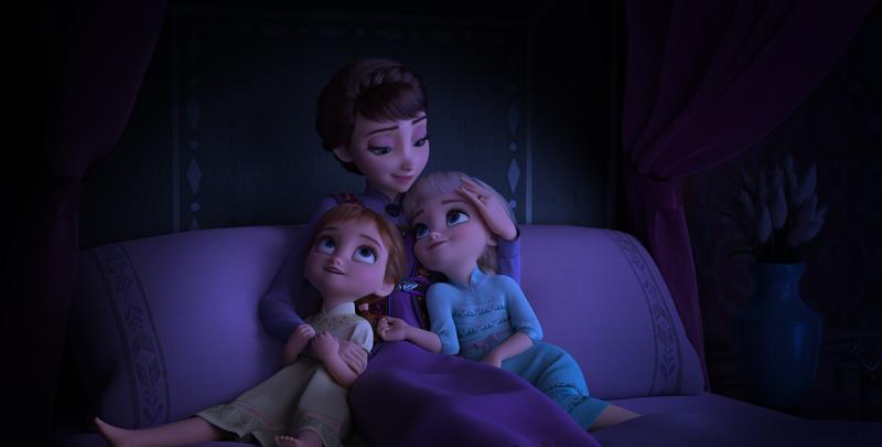 Elsa und Anna in Eiskönigin 2 Kritik