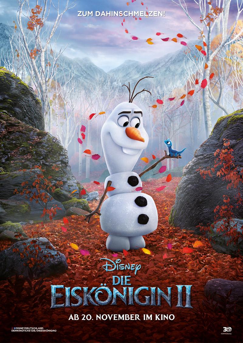 Olaf in Eiskönigin 2 Kritik