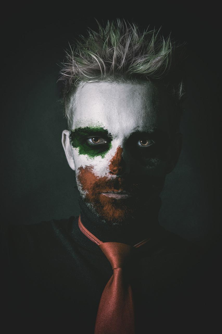 Joker Halloween 2019 irgendwie nerdig