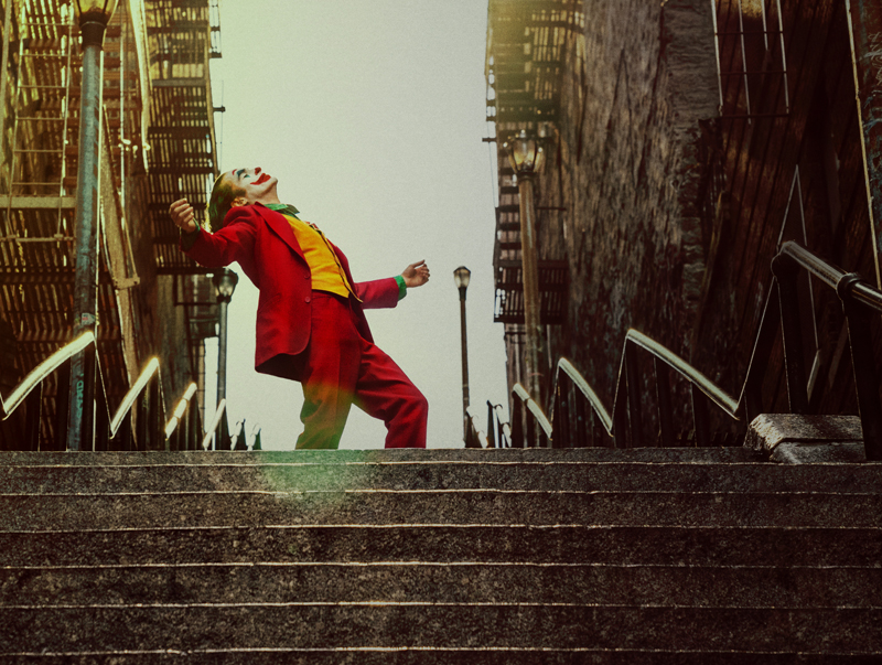 Joaquin Phoenix als Joker Warner Bros Kritik Fortsetzung irgendwie nerdig