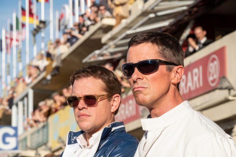 Le Mans 66 Kritik mit Christian Bale und Matt Damon