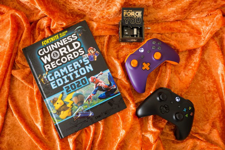 Guinness World Records Gamers Edition 2020 review rezension geschenktipp irgendwie nerdig