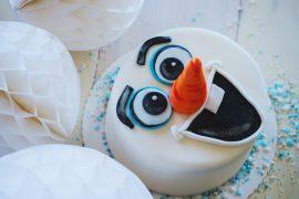 REZEPT Die Eiskönigin 2 Olaf-Torte zum selber backen