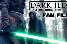 DARK JEDI A Star Wars Fanfilm