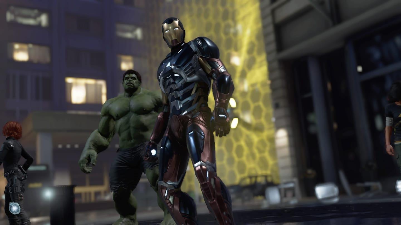 Marvel's Avengers Beta Release Square Enix