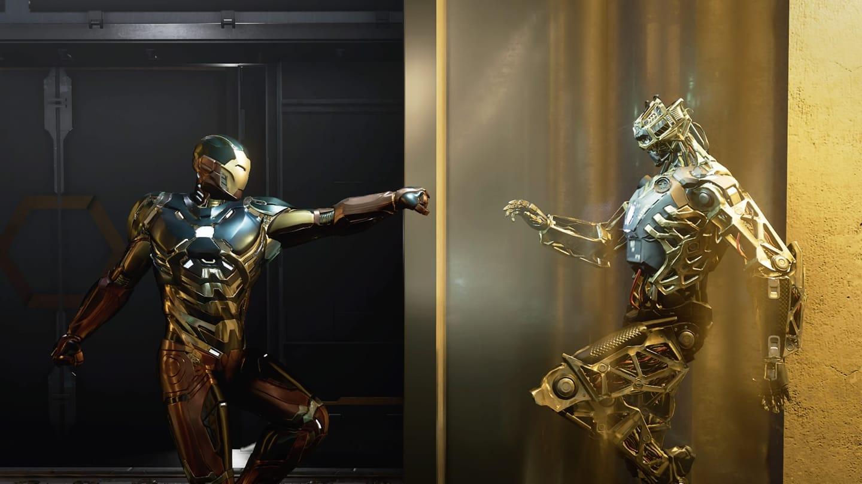 Marvel's Avengers Beta Bild aus der Facebook Gruppe