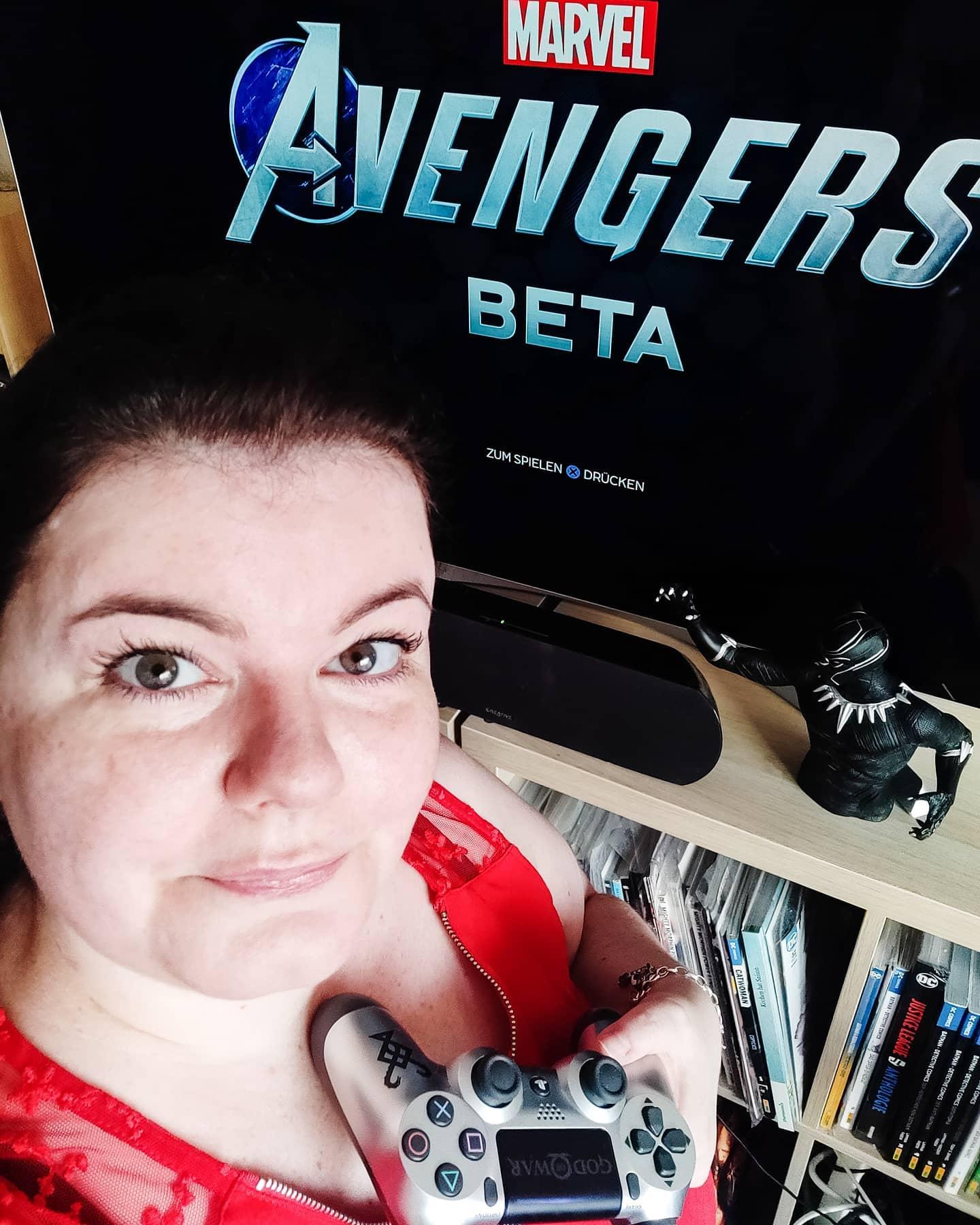 Marvel's Avengers Beta Termine