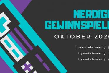 Oktober 2020 Nerdige Gewinnspiel Funde aus dem Netz für Geeks und Nerds