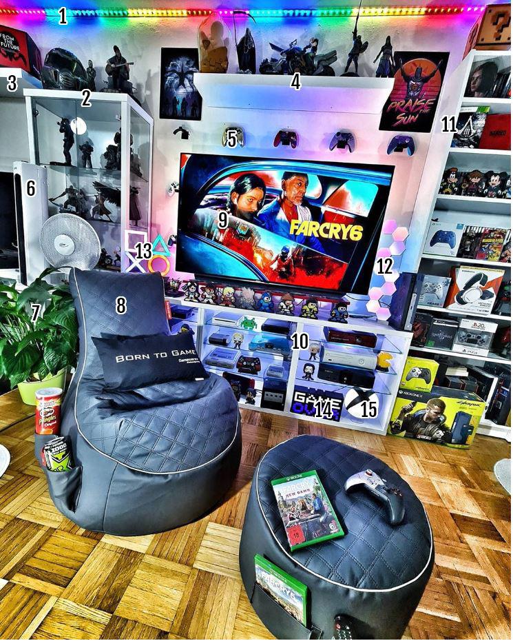 Gaming Zimmer für Nerds und Geeks mit Einkaufstipps und Inspiration