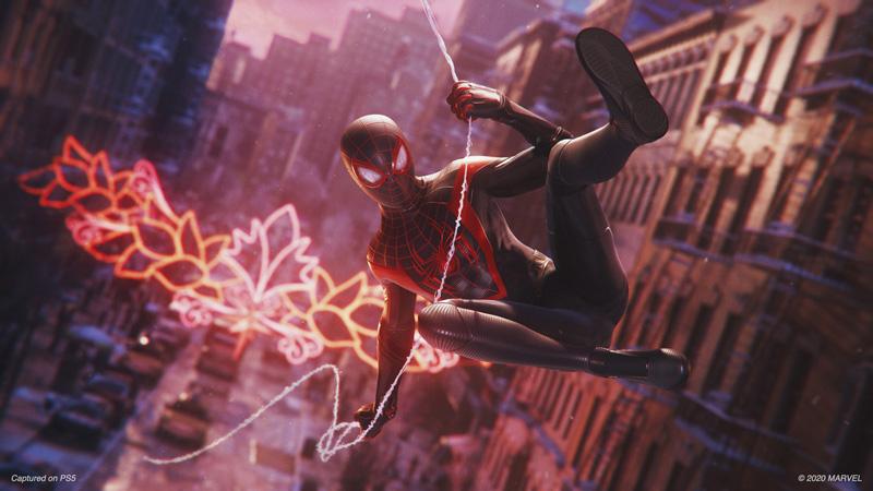 Marvels Spider-Man Miles Morales Kritik Test PS5 PS4 Playstation Sony