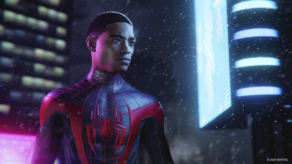 Marvel's Spider-Man: Miles Morales Review Test Titelbild irgendwie nerdig