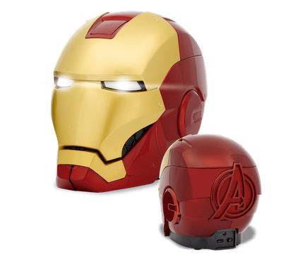 Iron Man Bluetooth Lautsprecher
