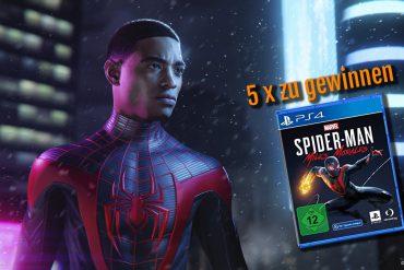 Marvel's Spider-Man Miles Morales Review und Gewinnspiel