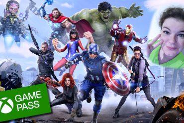 Marvel's Avengers für die Xbox Game Pass